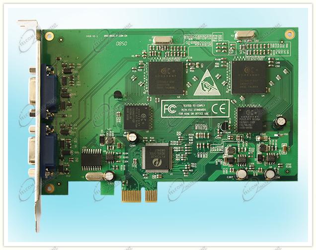 Scheda dvr per pc da 16 telecamere realtime 400 fps for Programma per vedere telecamere da remoto