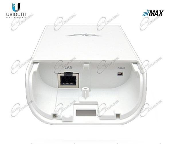 NANOSTATION LOCO M2 È ANTENNA ROUTER WIFI DA ESTERNO, PER CONNESSIONE INTERNET WIRELESS: UBIQUITI LOCO M2