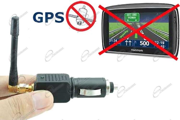 Scanner Gps Con Antenna Per Auto Per Proteggere La Privacy Tel Gpsscan Telcominstrument Com