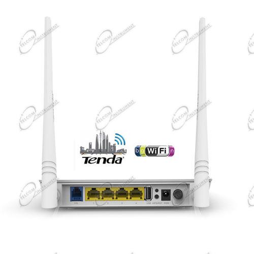 Il modem wifi È per la connessione adsl, con ampia copertura ...