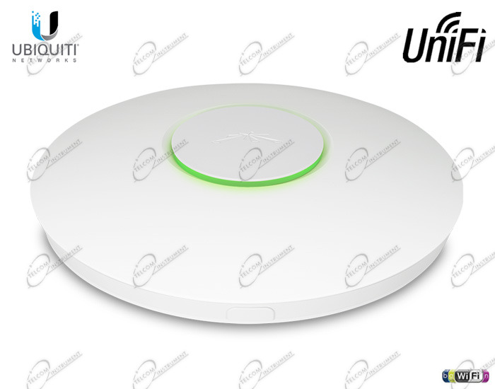 ROUTER UNIFI UAP WI-FI PER DISTRIBUIRE LA CONNESSIONE INTERNET WIRELESS; UBIQUITI UNIFI È ACCESS POINT WIFI DA INTERNO