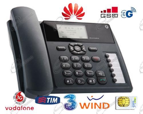 IL TELEFONO GSM 3G FUNZIONA CON SCHEDA SIM: È UN TELEFONO ...