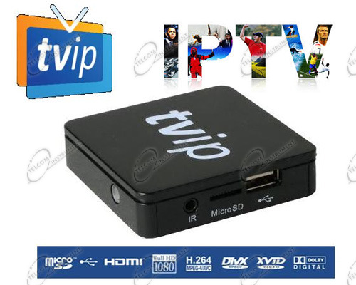 IL TVIP TOP BOX HD È POTENTE E COMODO PER ACCEDERE A TANTI CONTENUTI VIDEO IN STREAMING, COME LA IPTV.