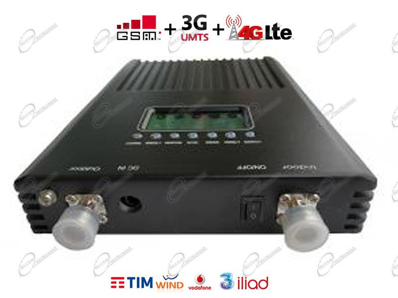 Boosters, Extenders & Antennas Amplificatore Di Segnale Gsm 900 Per Cellulari Kit Completo Antenna Omni Signal Boosters