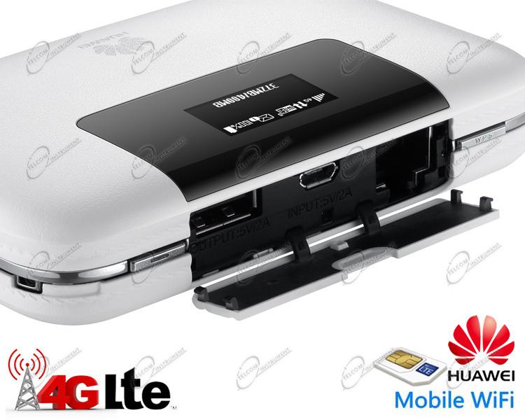 Huawei e5770 router 4g wifi portatile È con presa di rete lan  modem ... fc20996d299d