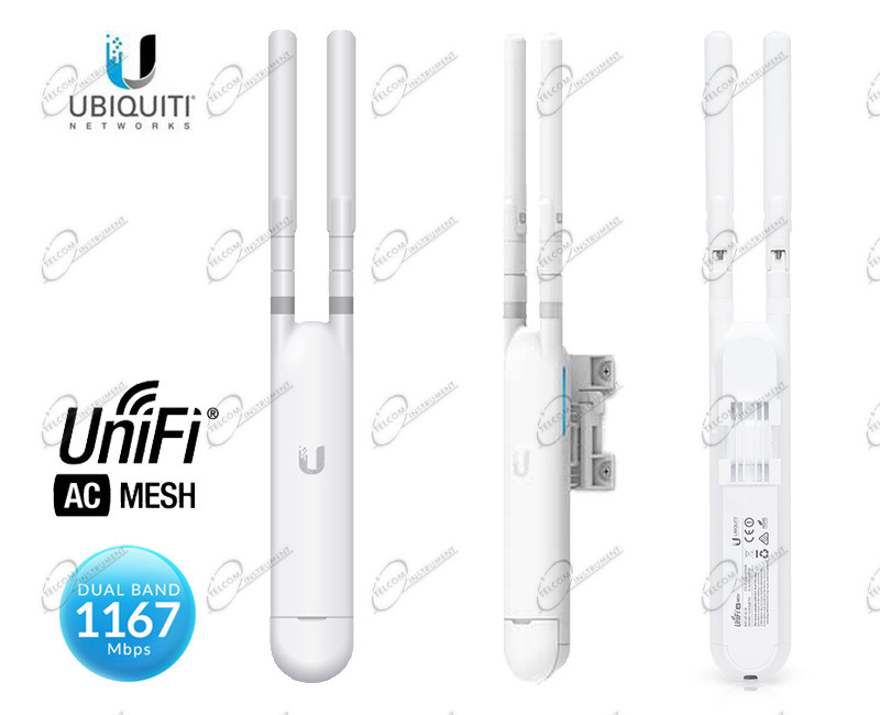 UBIQUITI UNIFI AC MESH È ACCESS POINT WIRELESS DA ESTERNO: UNIFI AC MESH È ROUTER WI-FI DUAL BAND UBIQUITI
