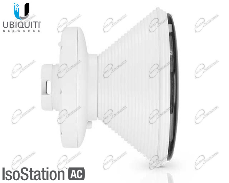 UBIQUITI ISOSTATION 5AC ANTENNA WIRELESS AC: ANTENNA HORNET WIFI È ISO STATION AD ALTO ISOLAMENTO IS-5AC