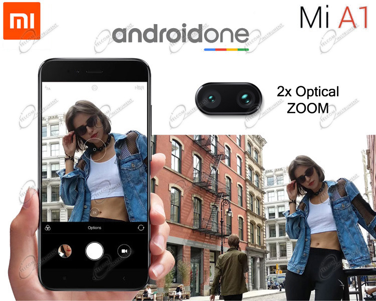 SMARTPHONE XIAOMI ANDROID MI A1 DUAL CAMERA 12MP E DUAL SIM: XIAOMI MI A1 VERSIONE GLOBAL