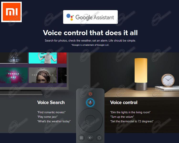 Xiaomi Mi Box 4k Hdr 200 Android Tv Box Con Google Assistant