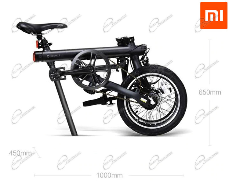 Xiaomi Qicycle Bicicletta Elettrica Pieghevole Con Pedalata Assistita Ebike Con Computer Di Bordo E Gps