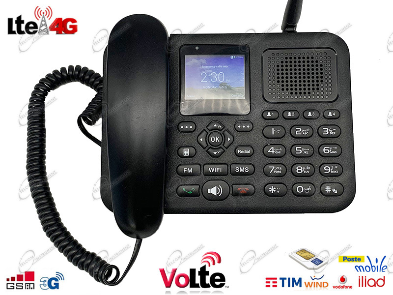 Collegare il telefono cellulare alla rete fissa scaricare l datazione
