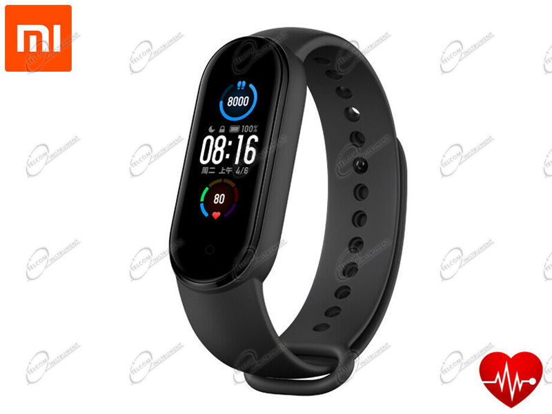 NUOVO MI BAND 5 È OROLOGIO XIAOMI SMARTBAND E SPORTS ACTIVITY TRACKER