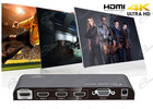 SI COMMUTA DA TELECOMANDO, LO SWITCH HDMI 4K: LO SWITCH HDMI 3X1 È PER COLLEGARE ALLO SMART TV UHD 4K FINO A 3 DISPOSITIVI