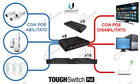 UBIQUITI EDGESWITCH 5X POE: SWITCH POE MANAGED CON ALIMENTAZIONE 24V E PORTE DI RETE LAN GIGABIT