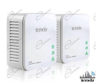 ADATTATORE POWERLINE OFFRE UNA ALTERNATIVA ALLE RETI SOLO ETHERNET O WIRELESS: KIT COMPRENDE DUE POWER LINE 200MBPS