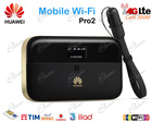 ROUTER 4G WIFI AC CAT6 È HUAWEI E5885 PRO SBLOCCATO PER SIM: INTERNET VELOCE, NFC, POWERBANK E HOTSPOT WIRELESS