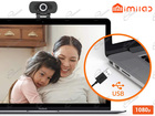 IMILAB WEBCAM HD 1080P PER COMPUTER E NOTEBOOK: WEBCAM HDR XIAOMI PER SCUOLA E LAVORO SMARTWORKING