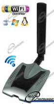 CHIAVETTA WIFI DUAL BAND USB WIRELESS PER PC: ADATTATORE USB DONGLE WI-FI POTENTE E DUALBAND.