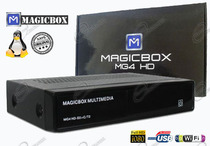 IL MAGIC BOX � IL DECODER PER LA TV SATELLITE E DIGITALE TERRESTRE HD : SUNRAY MG4 � UN RICEVITORE HD WIRELESS, ED � IL MAGIC BOX MG4 CON ENIGMA2