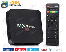 MXQPRO È LO SMART TV BOX ANDROID 4K: MXQPRO-4K MULTIMEDIA WIFI È INTERNET, IPTV, YOUTUBE E FILM MKV X265 SUL TV UHD