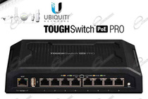 IL TOUGH SWITCH A 8 PORTE LAN GIGABIT � POE SWITCH PRO UBIQUITI, ED � CONTROLLER POWER OVER ETHERNET.