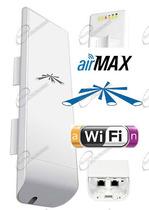 La nanostation m5 una cpe con router e antenna mimo di - Citofono wireless lunga portata ...