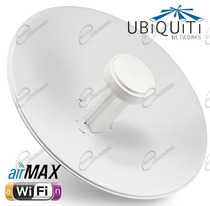 ANTENNA UBIQUITI POWERBEAM M5 PER CONNESSIONE INTERNET WIRELESS A DISTANZA: PBE-M5-300 È PER CREARE PONTE WIFI 5GHZ.