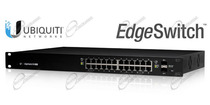 UBIQUITI EDGESWITCH 24 POE 250W: SWITCH EDGE DI RETE CON 24 PORTE LAN, DUE PRESE SFP E FUNZIONE ROUTING