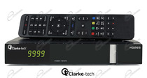 CLARKETECH HD265 È  DECODER ANDROID CON TUNER SATELLITARE DVB-S2: CLARKE TECH H265 SUPPORTA HEVC E IPTV