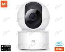 TELECAMERA WIFI XIAOMI PER CASA E UFFICIO: MI HOME SECURITY CAMERA 360 PER SMARTPHONE ANDROID E ALEXA