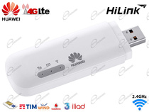 HUAWEI E8372 CHIAVETTA WINGLE 4G WIFI: E8372H-153 HILINK SBLOCCATA PER INTERNET WIRELESS LTE